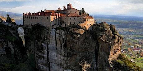 Greek Meteoras & The Vikos Gorge Walking Tour 22 - 29 April 2020 tickets