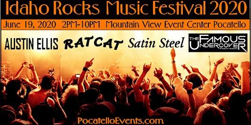 Idaho Rocks Music Festival!