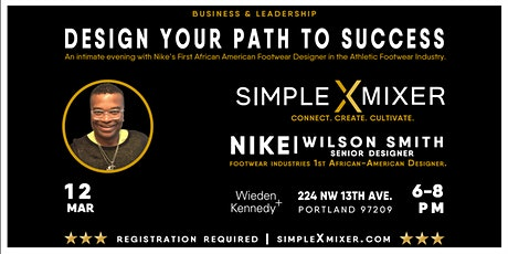 Simple X Mixer: Design your Path to Success tickets