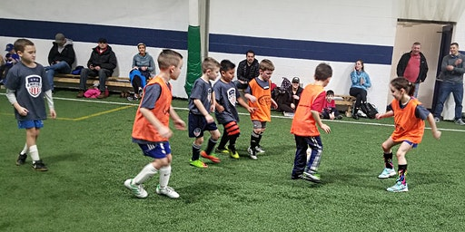 Empire United Free Soccer Clinic (1st-3rd grade)