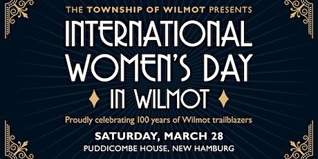 International Women's Day in Wilmot tickets