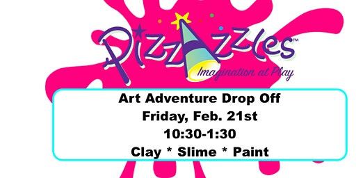 Art Adventure Drop Off