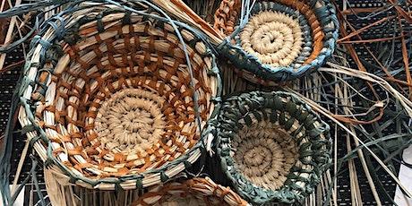 Weaving Workshop @ The Harvest Cafe tickets