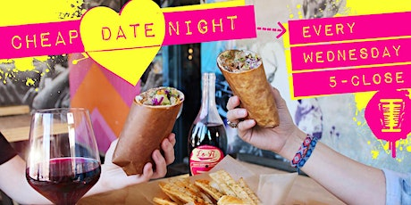 Cheap Date Wednesdays at Spitz Eagle Rock! tickets