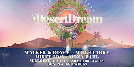 Desert Dream: An Immersive Playground tickets