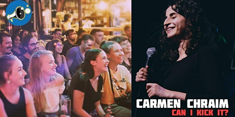 English Stand Up - Propaganda Comedy S01E03 - Carmen Chraim tickets