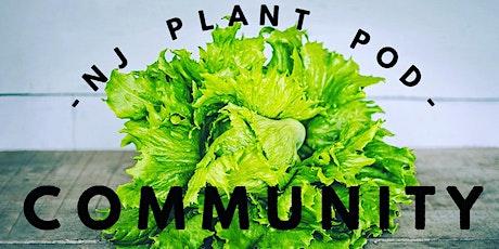 NJ Plant Based Community Meeting tickets