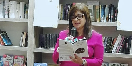 Poetry and short story writing and performance workshop  with Reshma Ruia tickets