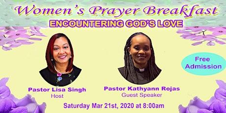 HGM Women's  Prayer Breakfast tickets