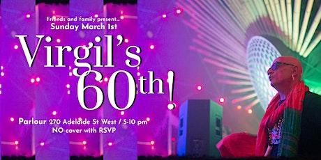 Virgil Teixeira's 60th Celebration! tickets