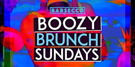 Boozy Brunch Sunday at Barsecco tickets