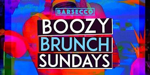 Boozy Brunch Sunday at Barsecco