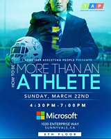 TAP How To Be More Than An Athlete