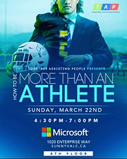 TAP How To Be More Than An Athlete tickets