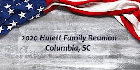 Huiett Family Reunion tickets
