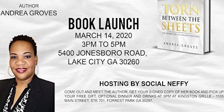 Torn Between The Sheet Book Launch  tickets