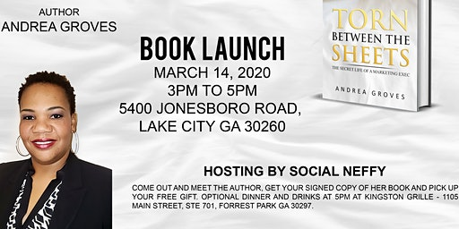 Torn Between The Sheet Book Launch