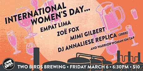 International Women's Day tickets