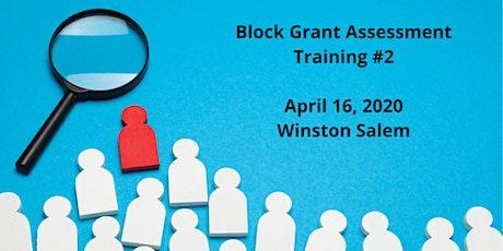 Statewide Assessment Workshop #2 - Winston Salem tickets