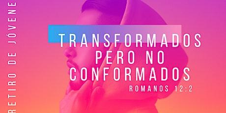 TRANSFORMADOS, PERO NO CONFORMADOS ROMANOS 12:2 tickets