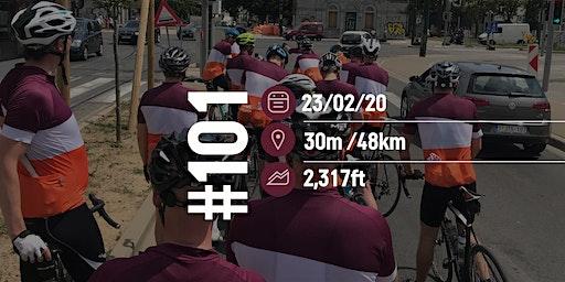 Loop. Cycle & Social Sunday Club Ride #101