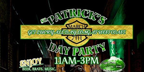 St. Patrick's Day Party! tickets
