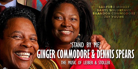 Stand By Me with Ginger Commodore and Dennis Spears tickets