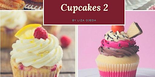 Cupcakes Diferentes 2 con la Chef Liza Ojeda en Anna Ruíz Store