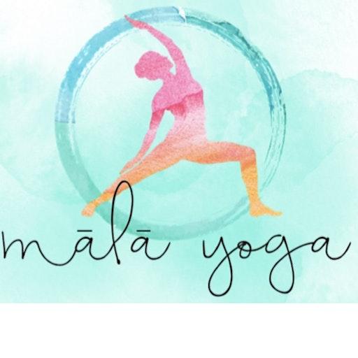 mālā yoga Ravensburg  logo