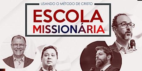 Escola Missionária - Distrito Curitiba Central ingressos