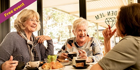 Retirement living at its best, in the heart of Mosman tickets