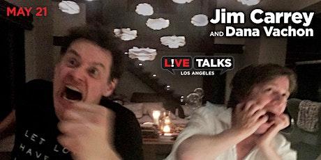Jim Carrey with Dana Vachon tickets