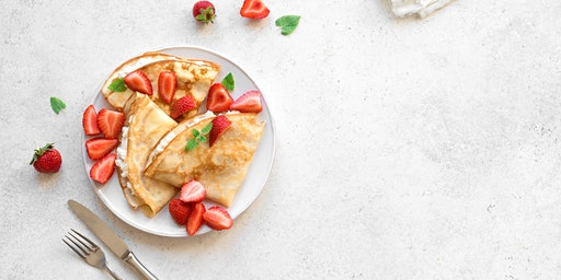 French Sweet Crêpes