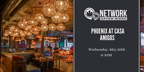 Network After Work Phoenix at Casa Amigos tickets
