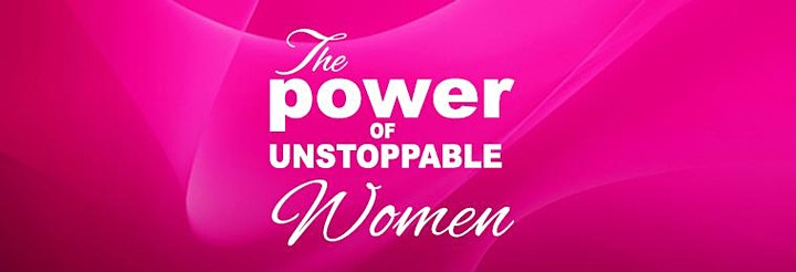The Power of Unstoppable Women - Saskatoon Conference image