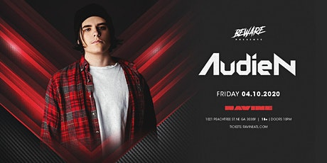Audien at Ravine tickets