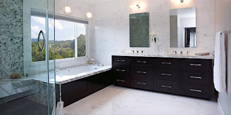 Applying Kitchen Design Principles to the Bathroom tickets