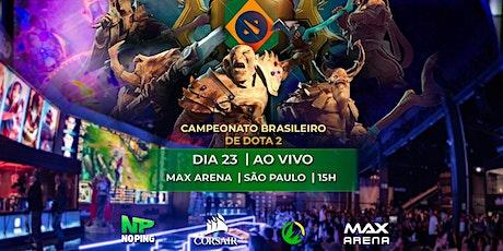 CBDOTA - Campeonato Brasileiro de Dota 2 ingressos