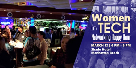 Women in Tech Networking Happy Hour with Special Guest Upfront Ventures tickets
