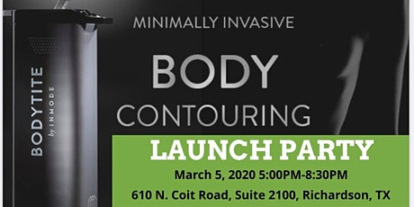 BodyTite Launch Party tickets