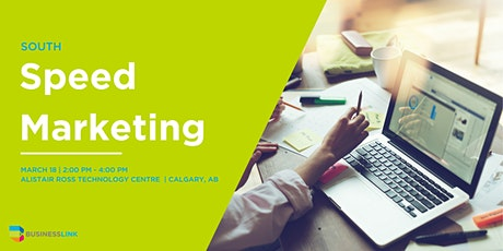 Speed Marketing with Business Link SOUTH  tickets