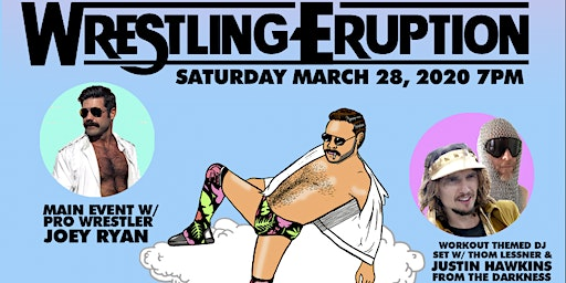 Hoof Hearted's 4th Anniversary Wrestling ERUPTION