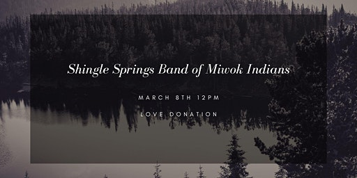 Shingle Springs Band of Miwok Indians