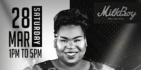 Icon Ebony Fierce Presents : Pride Series tickets