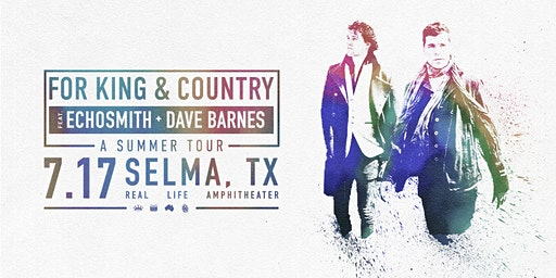for KING & COUNTRY with Company - A Summer Tour