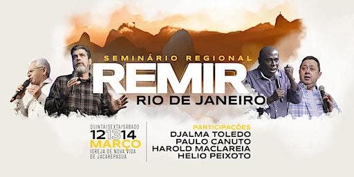 REMIR Regional — Rio de Janeiro (Rede Ministerial de Relacionamento)