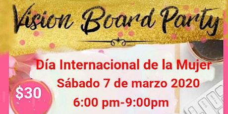 Visión Board Party/Dia de la Mujer tickets