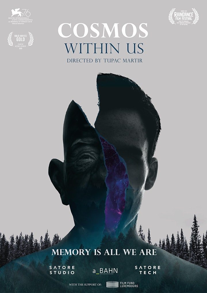 Cosmos Within Us - VR & Live Performance image