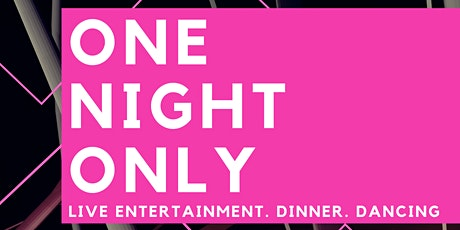 "Women of Vision Presents ""One Night Only"" tickets"
