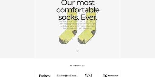 Allbirds | Wacky Sock Party! + Free Trino™ Socks!